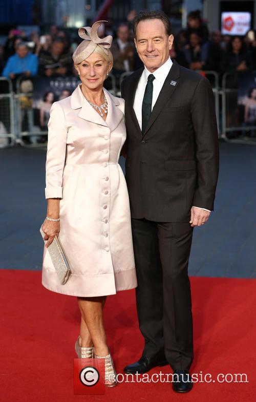 Bryan Cranston and Helen Mirren 6