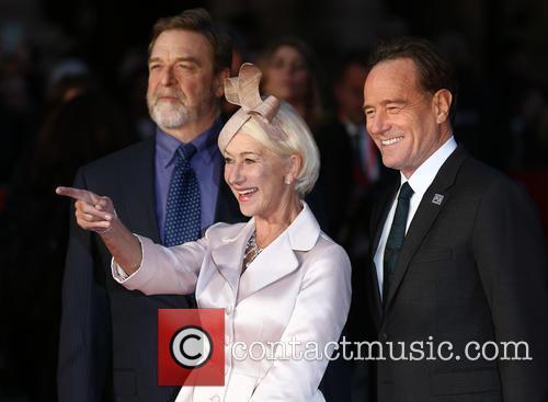 John Goodman, Helen Mirren and Bryan Cranston 1