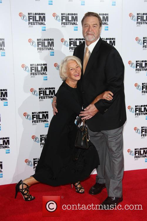 Helen Mirren and John Goodman 2