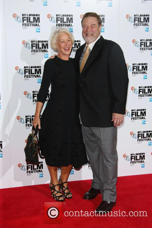 Helen Mirren and John Goodman 3