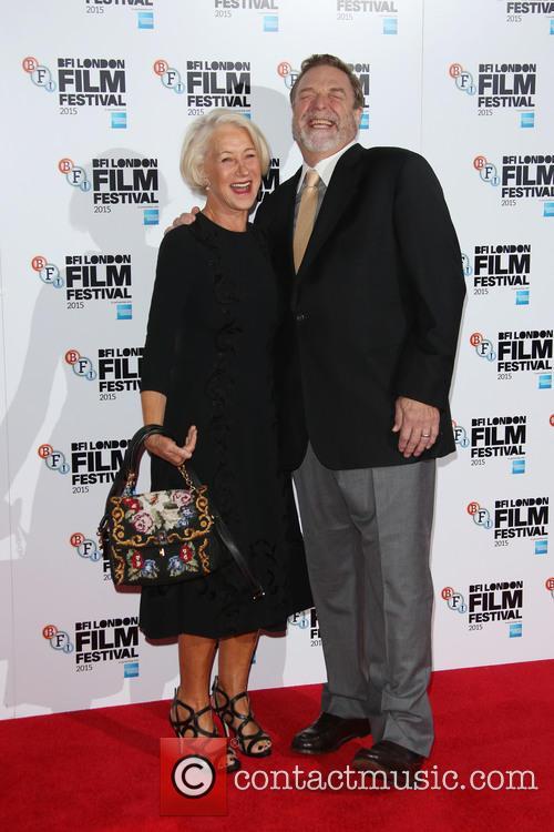 Helen Mirren and John Goodman 2
