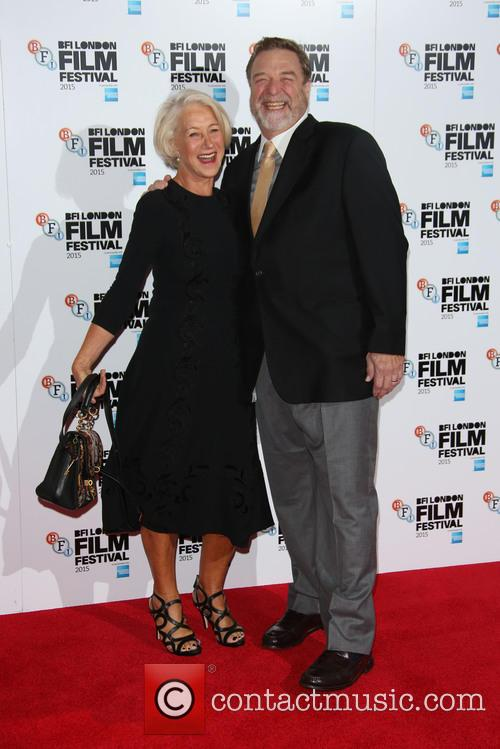 Helen Mirren and John Goodman 3