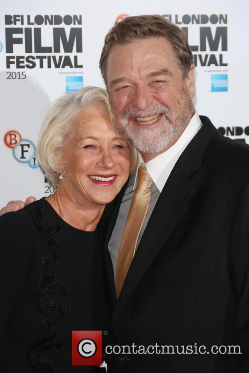 Helen Mirren and John Goodman 4