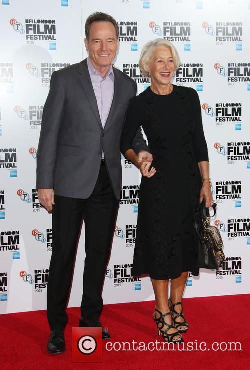 Bryan Cranston and Helen Mirren 3