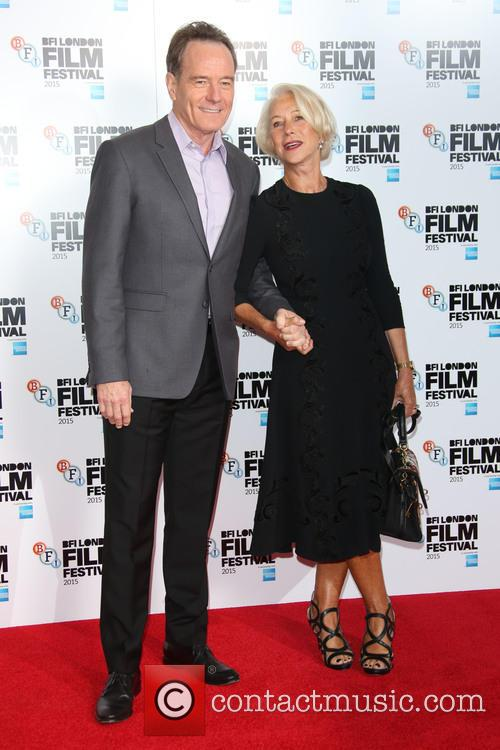 Bryan Cranston and Helen Mirren 1