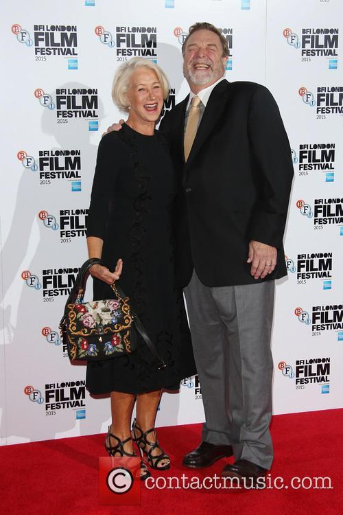 Helen Mirren and John Goodman 6