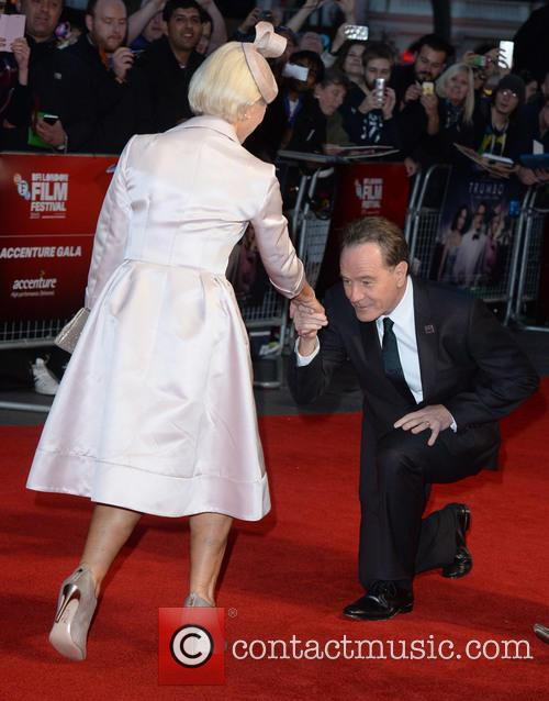 Bryan Cranson and Helen Mirren 2