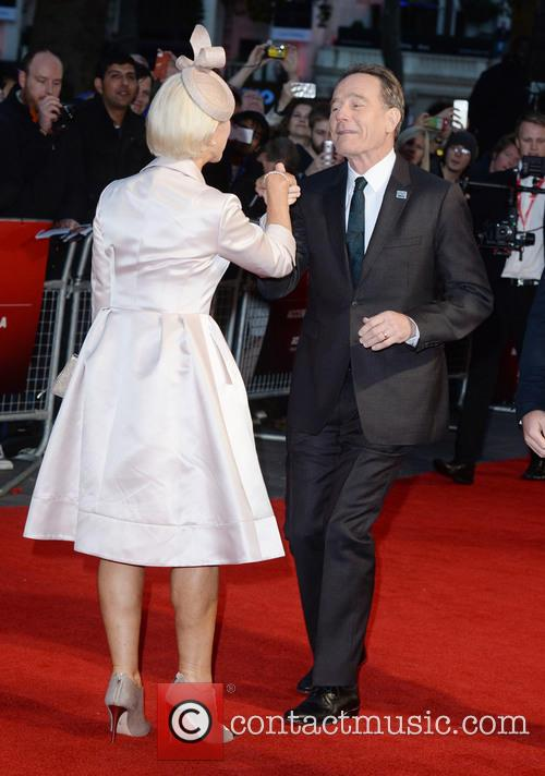 Bryan Cranson and Helen Mirren 1