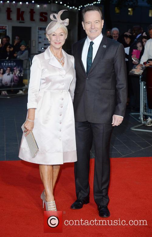 Helen Mirren and Bryan Cranston 3