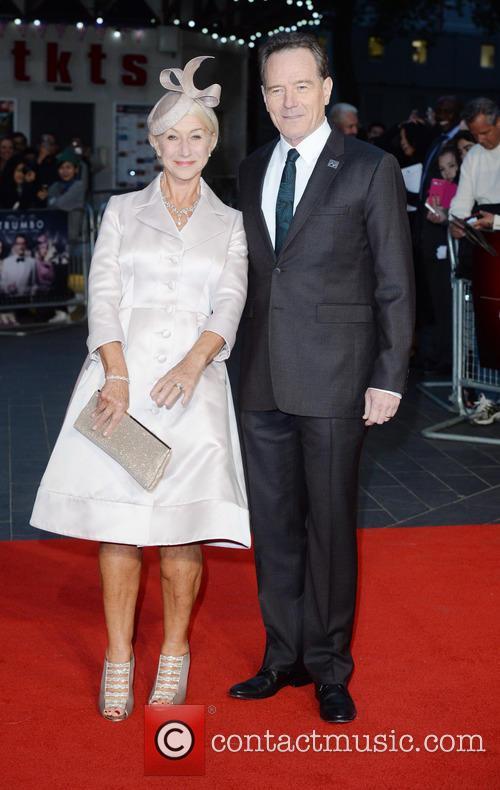 Helen Mirren and Bryan Cranston 4