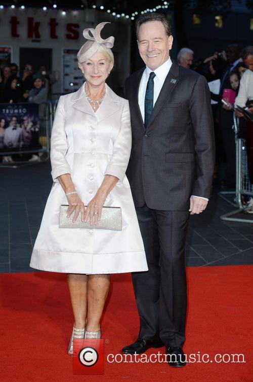 Helen Mirren and Bryan Cranston 5