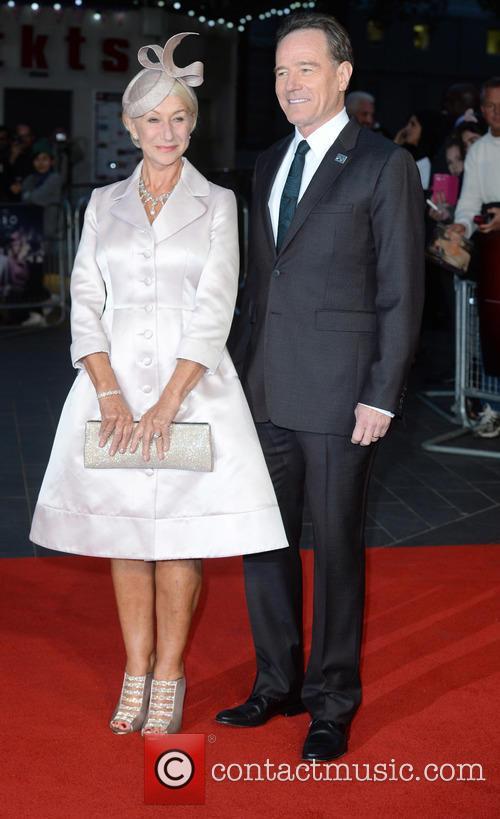 Helen Mirren and Bryan Cranston 6