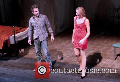 Sam Rockwell and Nina Arianda 2