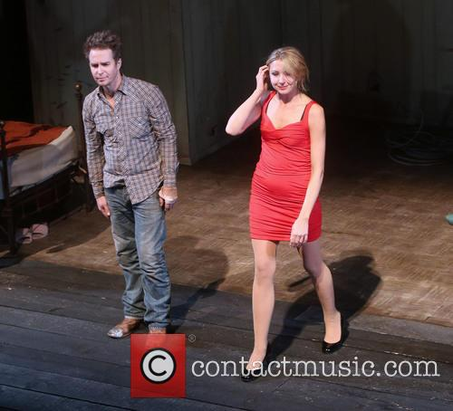Sam Rockwell and Nina Arianda 4