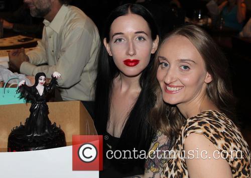 Alexis Robertson and Ilona Landver 1