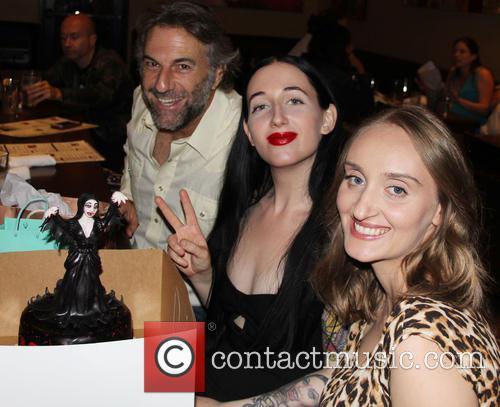 Justin Born, Alexis Robertson and Ilona Landver 1