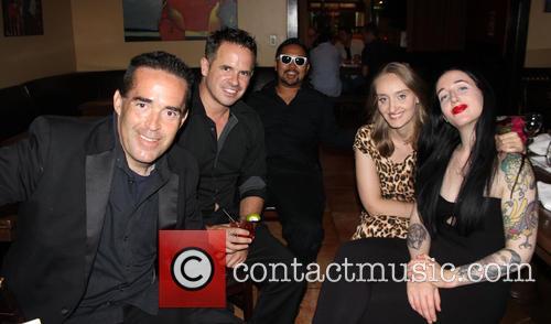 Ernest Weinberg Barcelona, Chris Kanapa, Dex Panlilio, Ilona Landver and Alexis Robertson 1