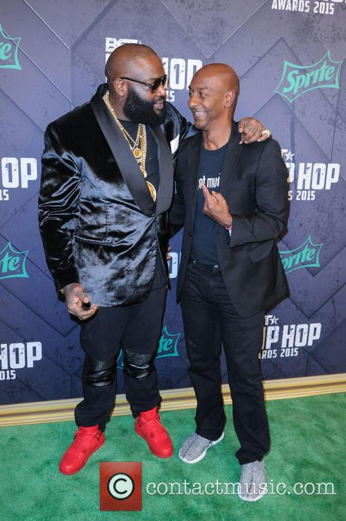 Rick Ross and Stephen Hill 1