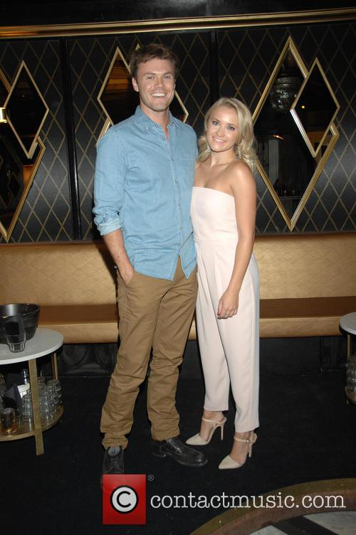Blake Cooper Griffin and Emily Osment 1