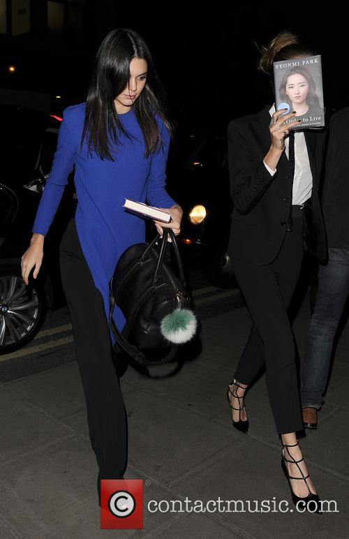 Cara Delevingne takes close friend Kendall Jenner to...