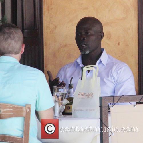 Djimon Hounsou 2