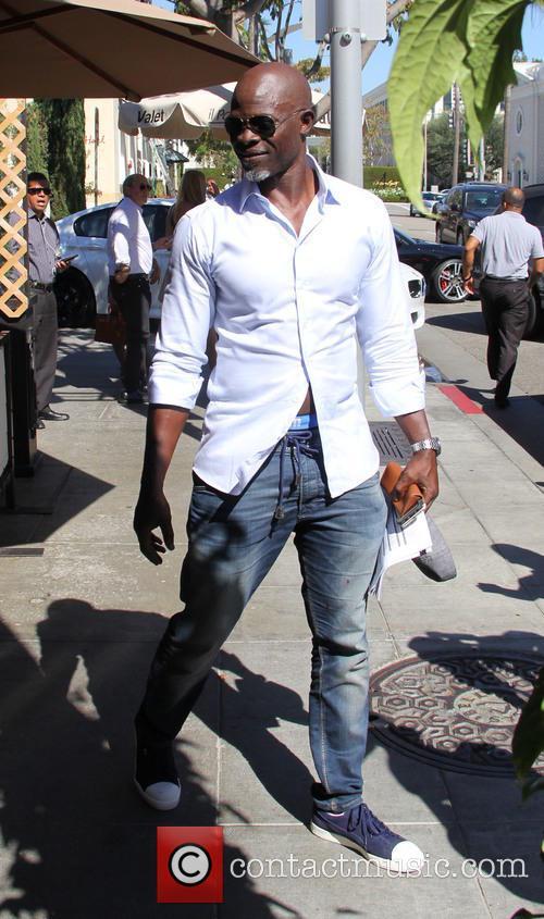 Djimon Hounsou 10