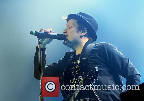 Patrick Stump and Fall Out Boy 2