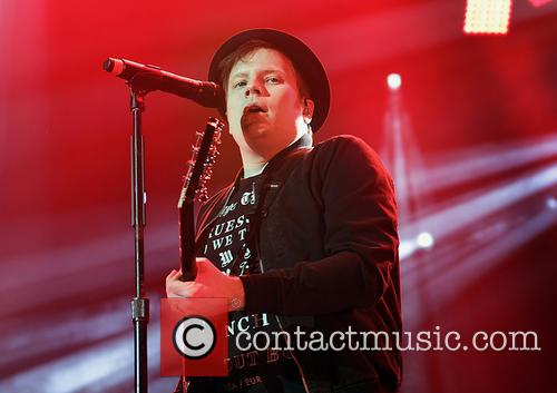 Patrick Stump and Fall Out Boy 3