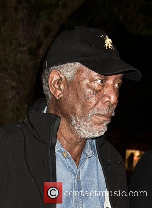 Morgan Freeman 6