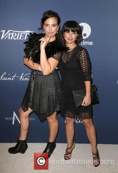 Sarah Gertrude Shapiro and Constance Zimmer 2