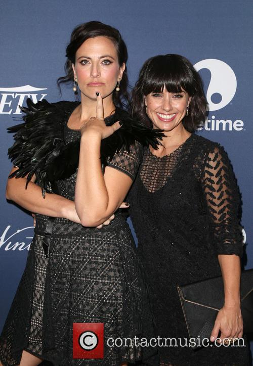 Sarah Gertrude Shapiro and Constance Zimmer 4