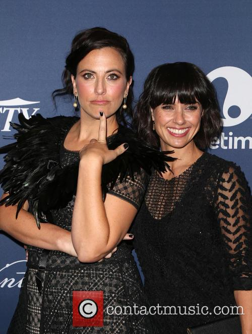 Sarah Gertrude Shapiro and Constance Zimmer 5