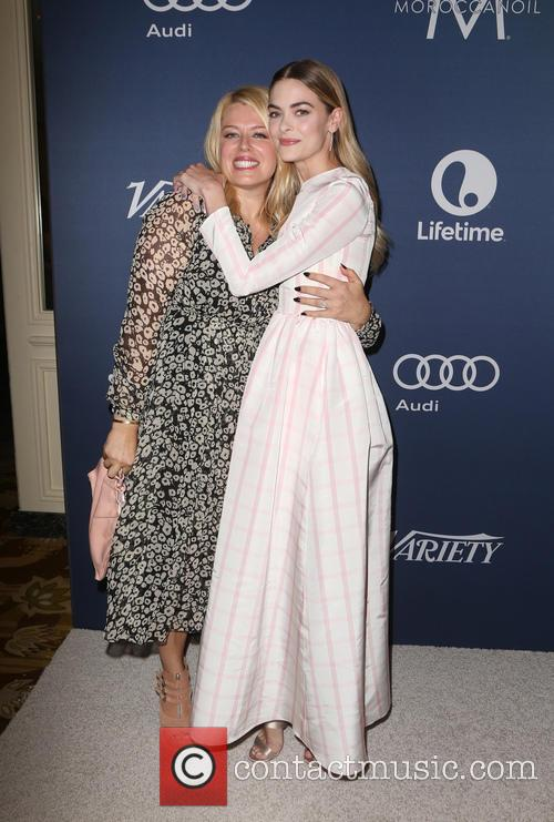 Amanda De Cadenet and Jaime King 4
