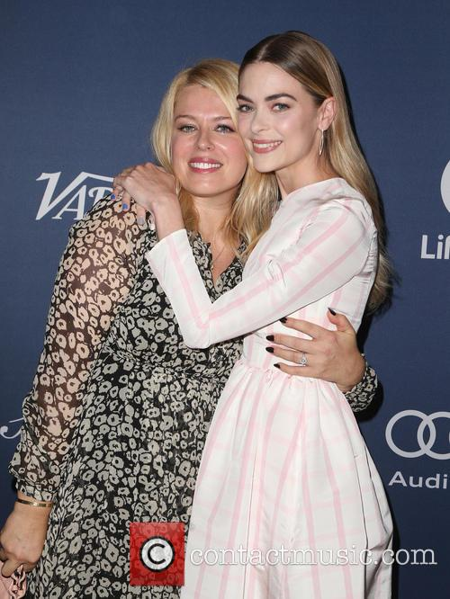 Amanda De Cadenet and Jaime King 7