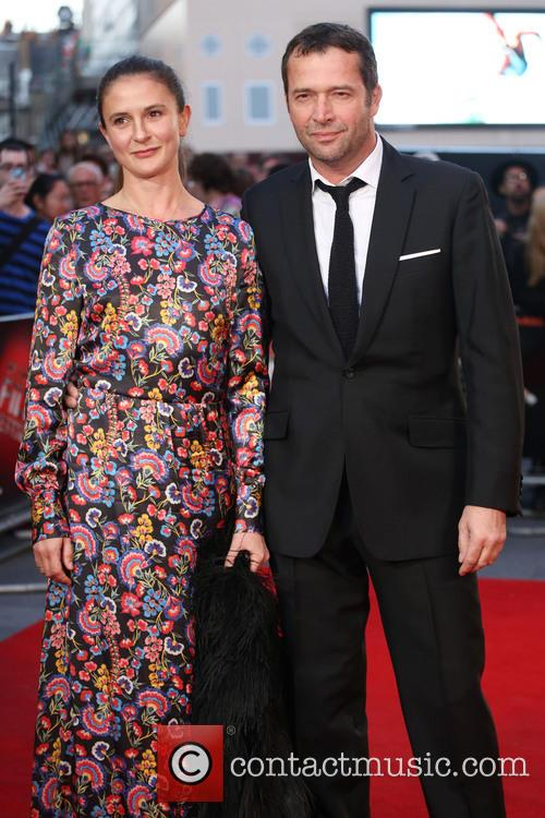 James Purefoy and Jessica Adams 2