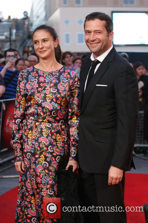 James Purefoy and Jessica Adams 3