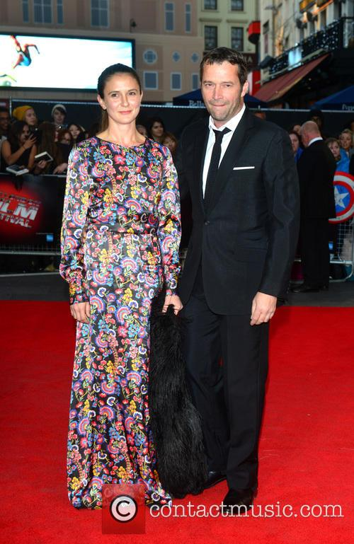 Jessica Adams and James Purefoy 5