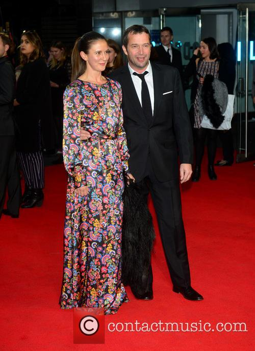 Jessica Adams and James Purefoy 1