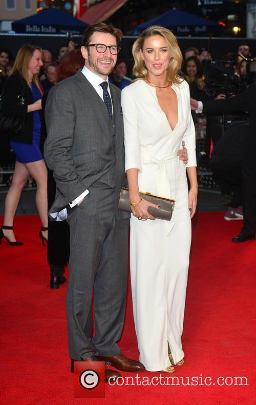 Peter Ferdinando and Alexandra Weaver 3