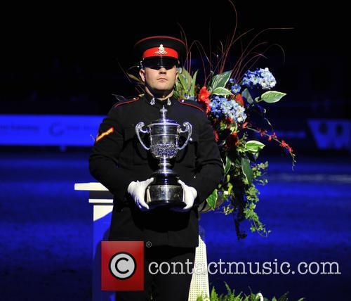 Wembley - Holst and Emma  Augier De Moussac (winner) 2