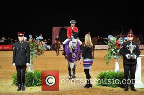 Wembley - Holst and Emma  Augier De Moussac (winner) 3