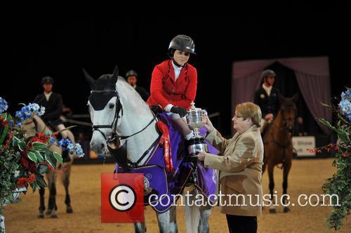 Wembley - Holst and Emma  Augier De Moussac (winner) 4