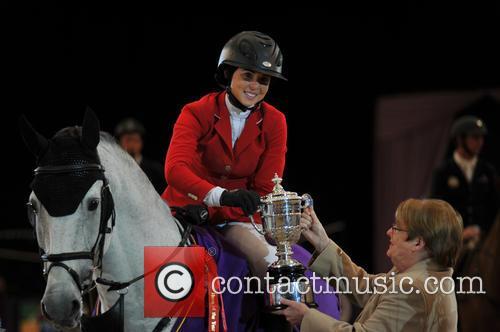 Wembley - Holst and Emma  Augier De Moussac (winner) 5