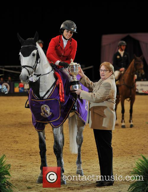 Wembley - Holst and Emma  Augier De Moussac (winner) 1