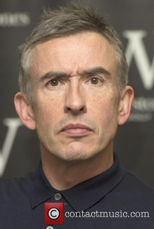 Steve Coogan Hit With Driving Ban After Speeding