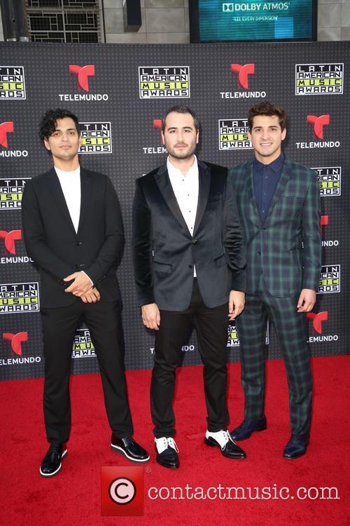 Gilberto Marin, Jesus Alberto Navarro Rosas, Julio Ramirez and Reik 2