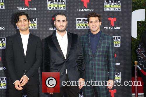 Gilberto Marin, Jesus Alberto Navarro Rosas, Julio Ramirez and Reik 1