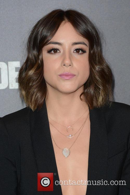Chloe Bennet 4