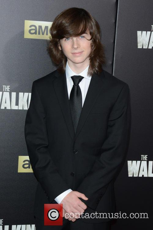 Chandler Riggs 2