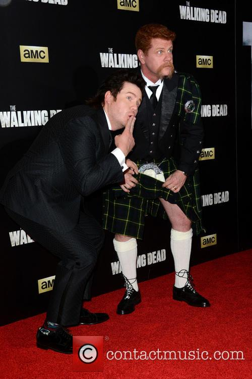 Josh Mcdermitt and Michael Cudlitz 1